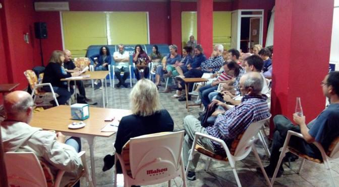 Se inicia el proceso constituyente municipal