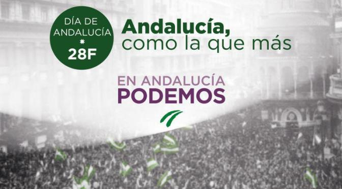 MANIFIESTO-Andalucía 28F