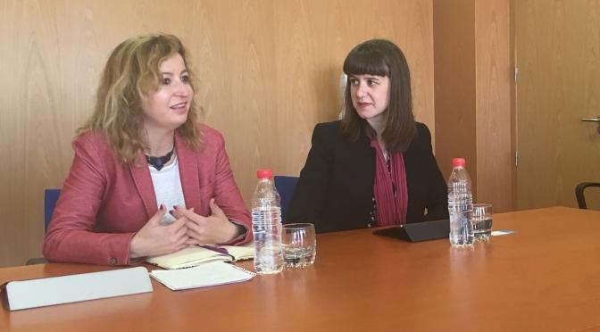 Podemos pide a Susana Díaz