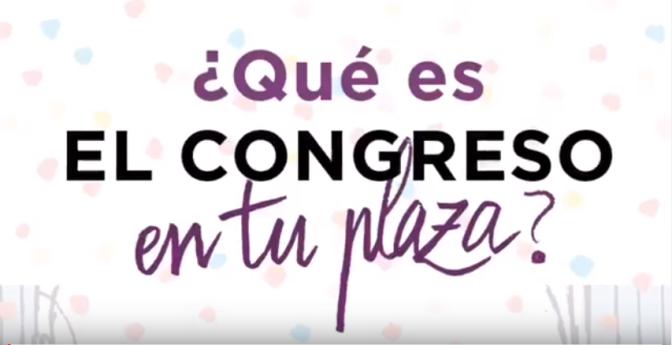 El Congreso En Tu Plaza