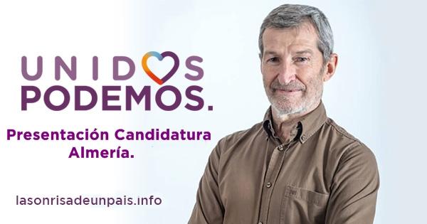 Presentación Candidatura por Almería.